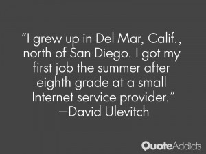 David Ulevitch Quotes