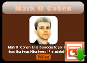Mark B Cohen quotes