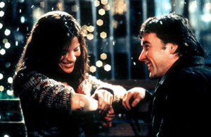 ... John Cusack and Kate Beckinsale learn in Serendipity, a movie about