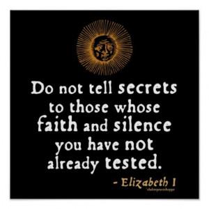 Elizabeth I's quotes