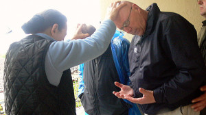 Priest showered with the mystical smell of roses, while in Medjugorje