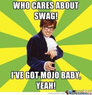 Austin Powers, Baby! Yeah!