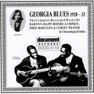 Still Sloppy Drunk Ruth (Mary) Willis Georgia Blues 1928-33