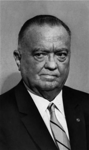 Il vero J.Edgar Hoover