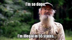 Uncle Si logic