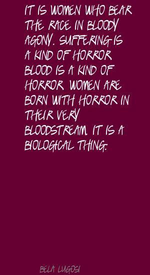 Bela Lugosi's Quotes