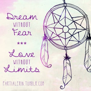 Dream Catcher Quote Dream