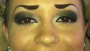 Worst Makeup Picture Funnypica