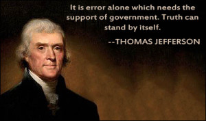 Pick Of Thomas Jefferson Quotes - Supports Omni Law Legal Concepts ...