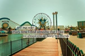 image quotes typography sayings text photography ferris wheel friends ...