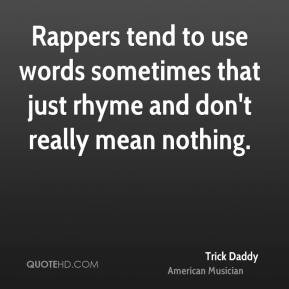 Rap Quotes That Rhyme