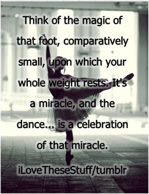 Dance Quotes And Sayings...