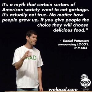 OOGEEWOOGEE / Help Loco'l Serve Fresh Food at a Fast Food Price