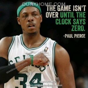 NBA球星励志语句,共勉!