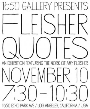 Fleisher Quotes Los Angeles