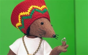 Rastamouse provokes complaints of racism and teaching bad language