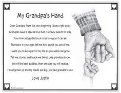 The special bond between a grandfather and his grandchildchild is ...