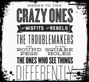 the ONES who see things differently #magicianarchetype # ...