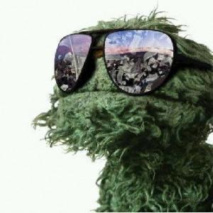 Oscar the grouch!!