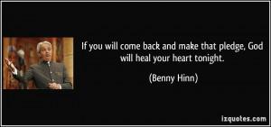 god heals the sick quotes