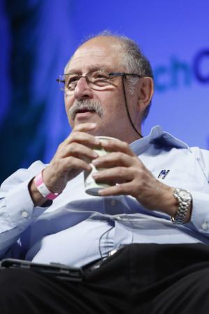 techcrunch disrupt ny 2013 event in this photo yossi vardi yossi vardi