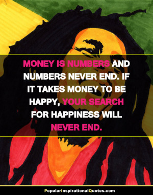 Bob Marley quote about being happy