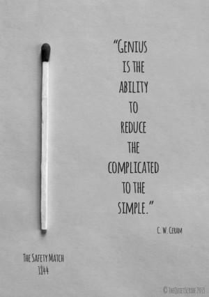Visual Interpretations Of C.W. Ceram's Most Famous Quote