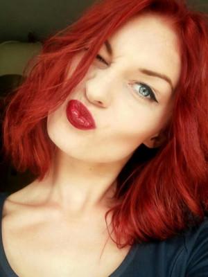 Style Hair Makeup Nails, Hair Fashion, Cat Eye, Red Hair, Aloxxi Hair ...