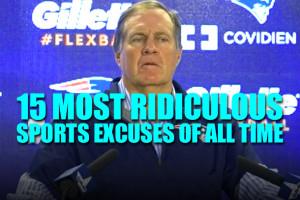 bill belichick deflategate press conference sports excuses
