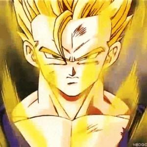 Gohan Goes Super Saiyan 2 On Dragon Ball Z