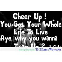 ... up quotes about life 500x319 small Funny Quotes To Cheer Up A Friend