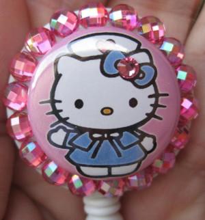Hello Kitty Nurse Clip Art