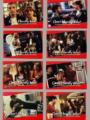 ... Can't Hardly Wait Character Are You? 6/20 Can't Hardly Wait Cast