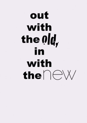 2014 A fresh NEW start for getting rid of Old Bad Habits and ...