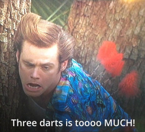Ace Ventura Quotes Alrighty Then Ace ventura-giggle i wanna be