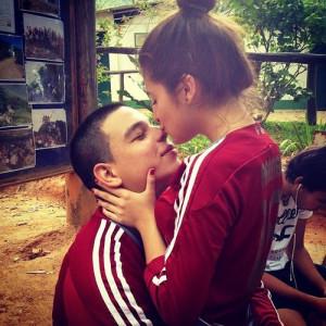 meus #couples #lindos, couple, cute, instagram, kiss, love, venezuela