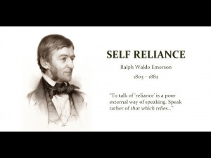 Self Reliance And Other Essays Quotes About Success - image 9