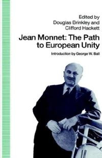 The Path to European Unity Hardcover Douglas Br Cover Art