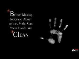 Images clean hands picture quotes image sayings
