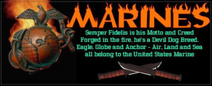Quotes Marine, Marines Corps Pictures, Corps Posters, Marines Mom ...