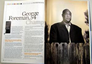... George Foreman