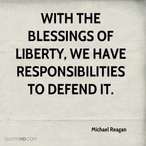 More Michael Reagan Quotes