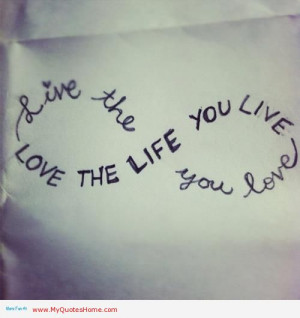 life, love, quotes