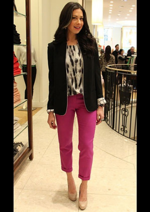 Stacy London: Style Icon