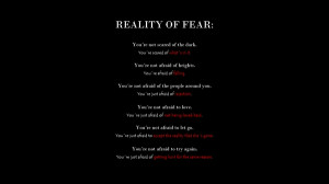 black text quotes reality fear People Life HD Wallpaper