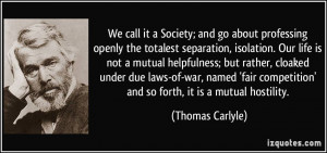 ... thomas carlyle quotes let these separation quotes impermanence quotes
