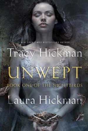 """Start by marking """"Unwept (The Nightbirds, #1)"""" as Want to Read:"""