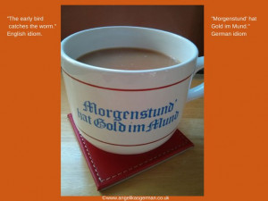 German Sayings - Angelika's German Tuition & Translation