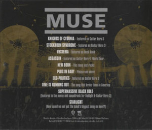 Muse, Some Of The Biggest, Loudest, Rock Songs You May Not Have, US ...