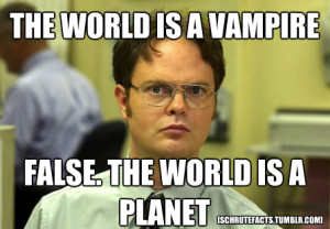 Number Schrute Facts Dwight From The ...